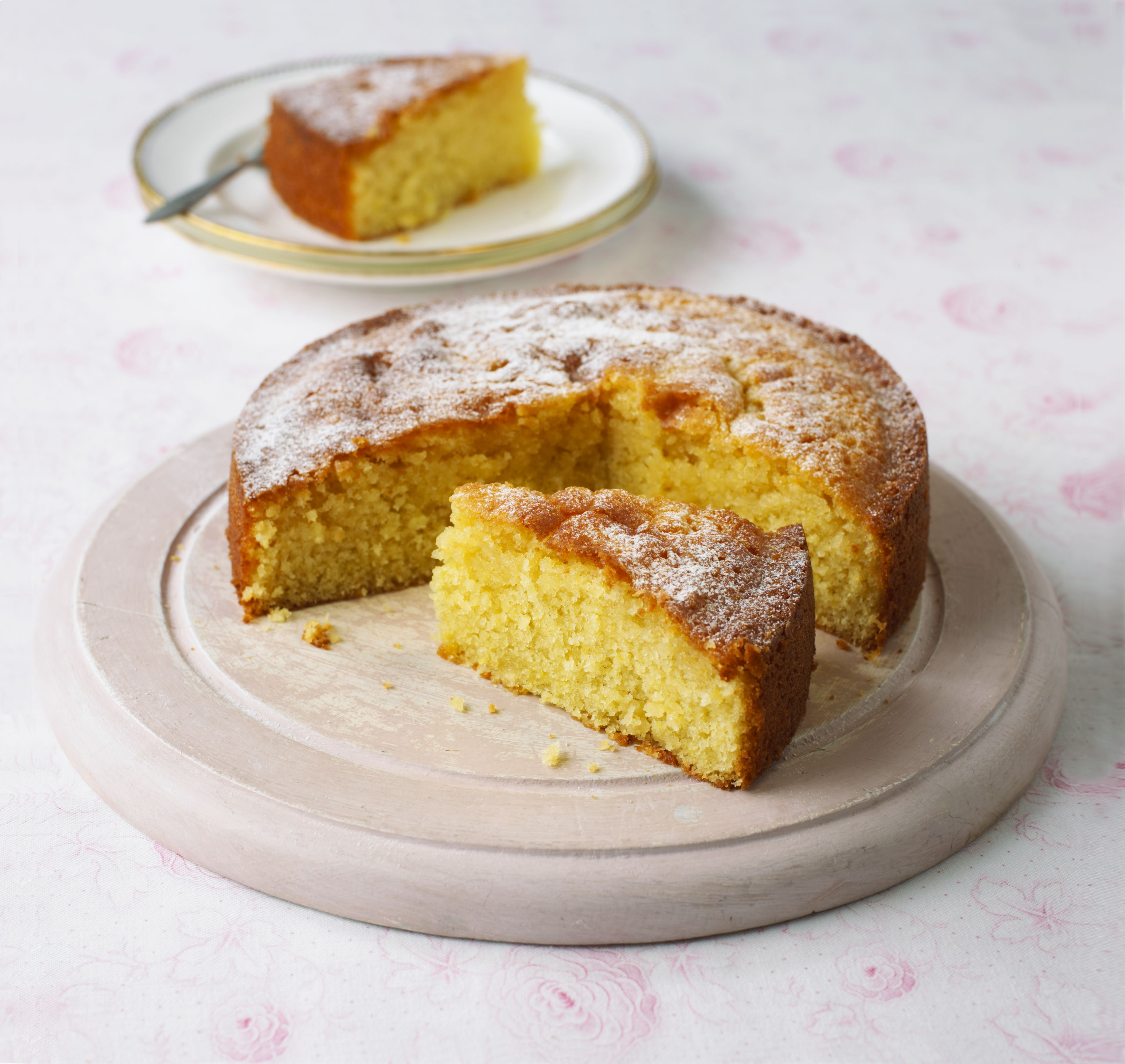 Easy Lemon Pudding Cake From A Mix Recipe