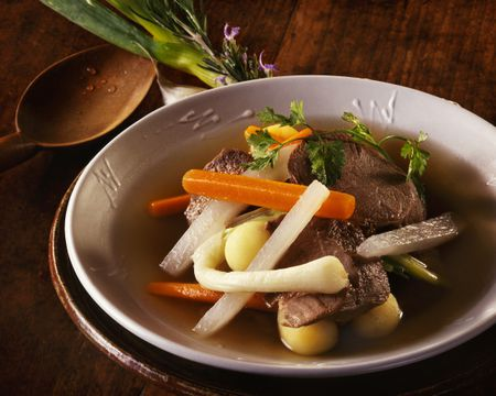 Classic French Pot Au Feu Recipe