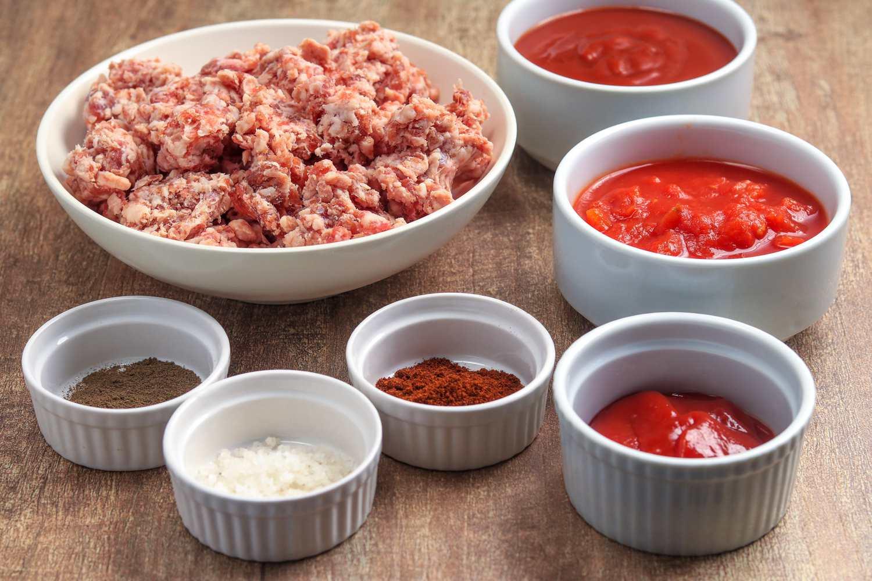 Crock Pot No Bean Beef Chili Recipe