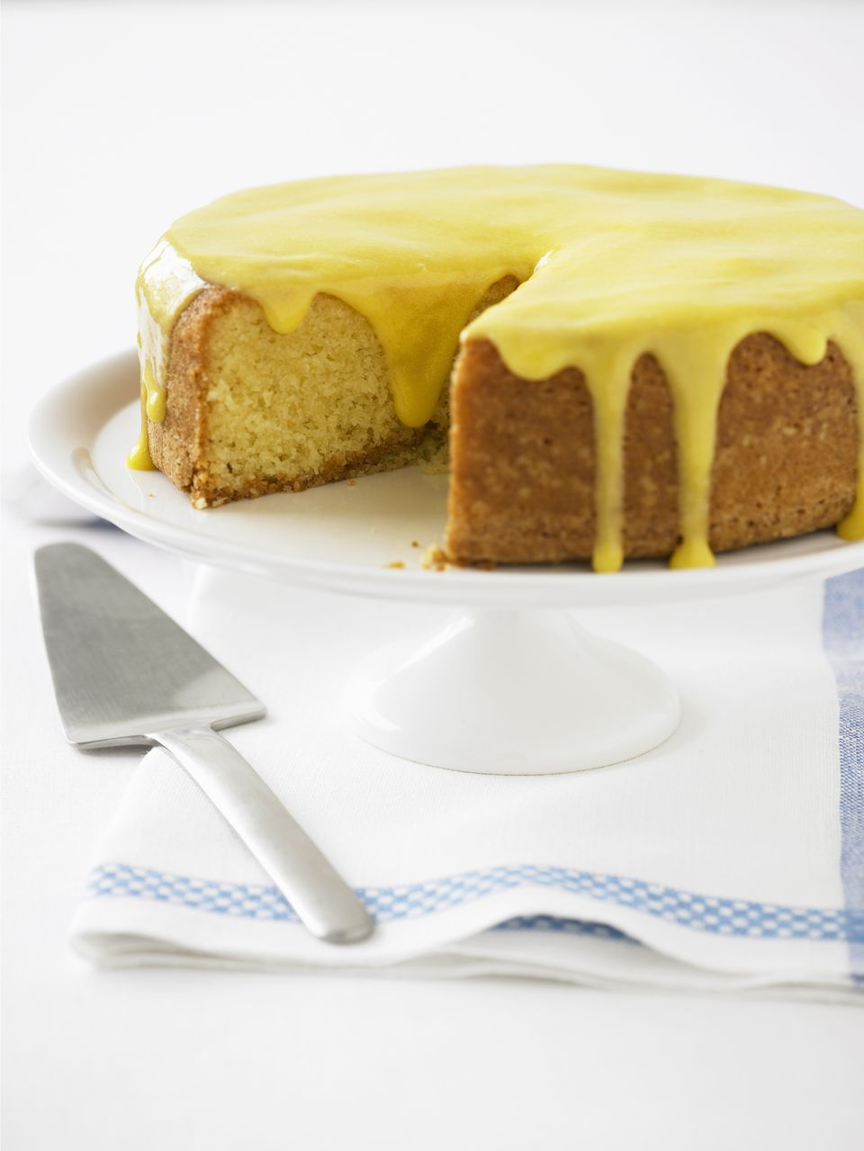 Glaseado de limón vegano