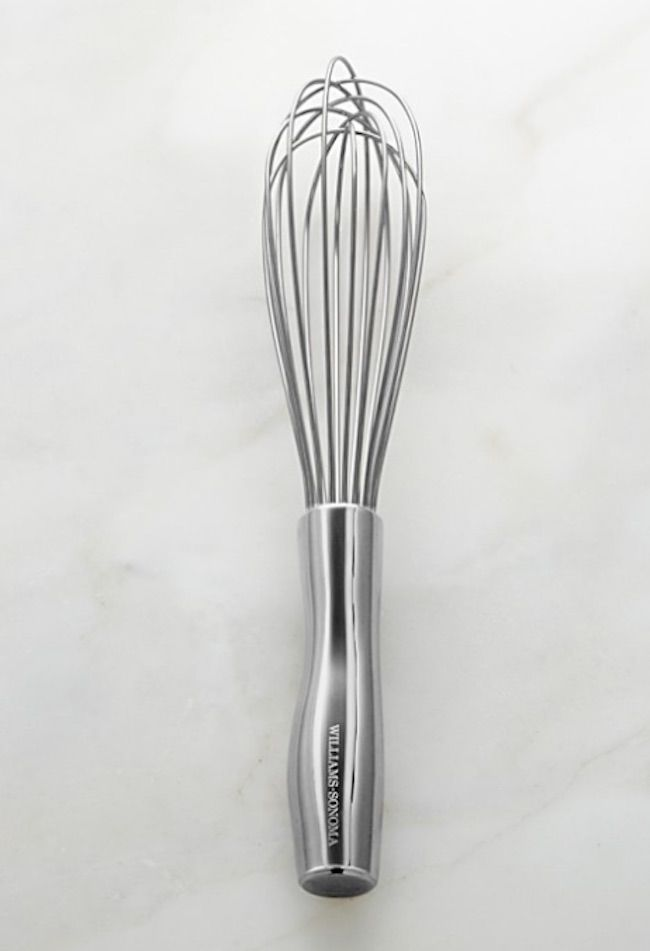 Williams Sonoma Stainless Steel French Whisk