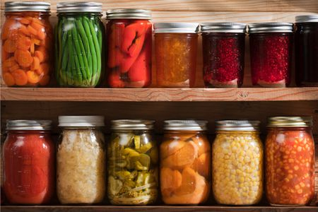 Image result for pics of food storage