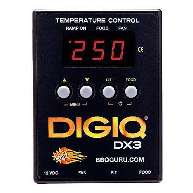 DigiQ DX3 BBQ Digital Meat Thermometer