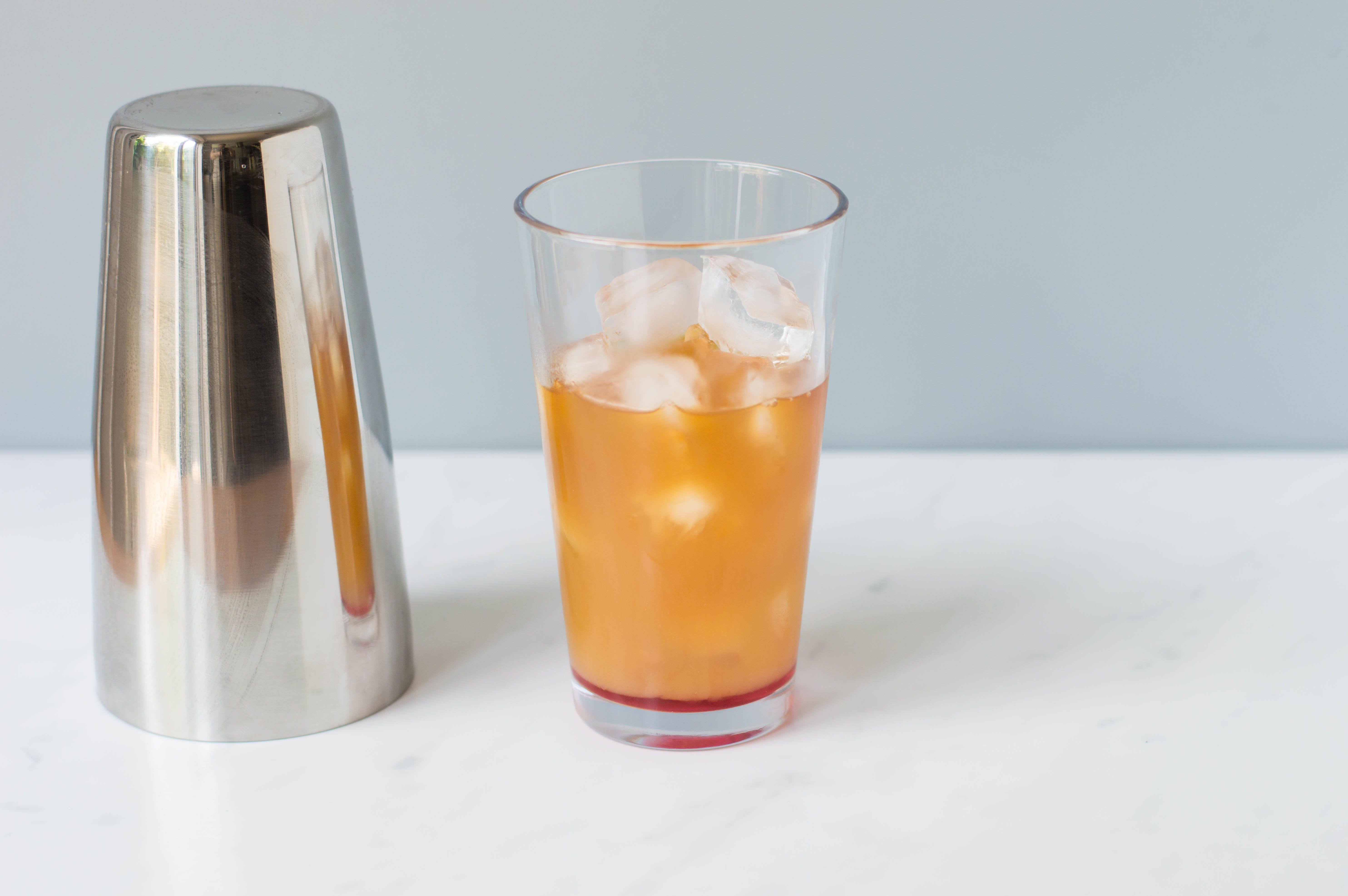 Planter's Punch Rum tail Recipe on