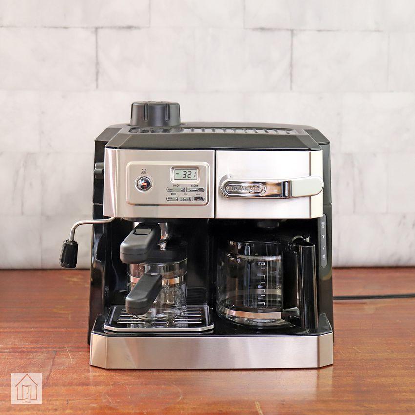 De'Longhi BCO330T Combination Coffee Machine