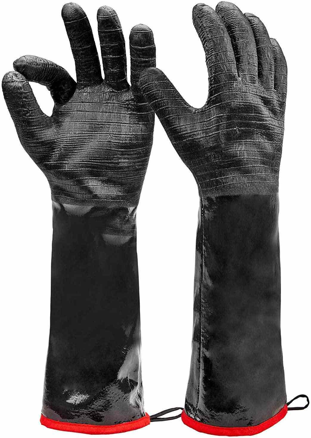 Heatsistence Long Sleeve Grill Gloves