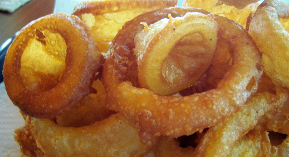 Gluten Free Onion Rings Image and Recipe Teri Gruss
