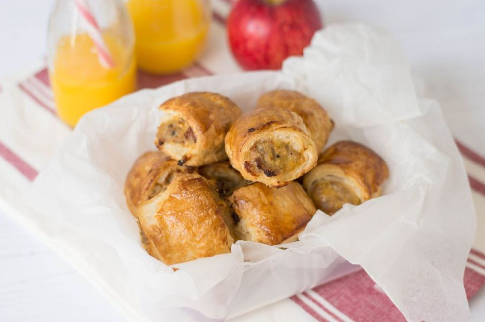 Sausage Roll Appetizers