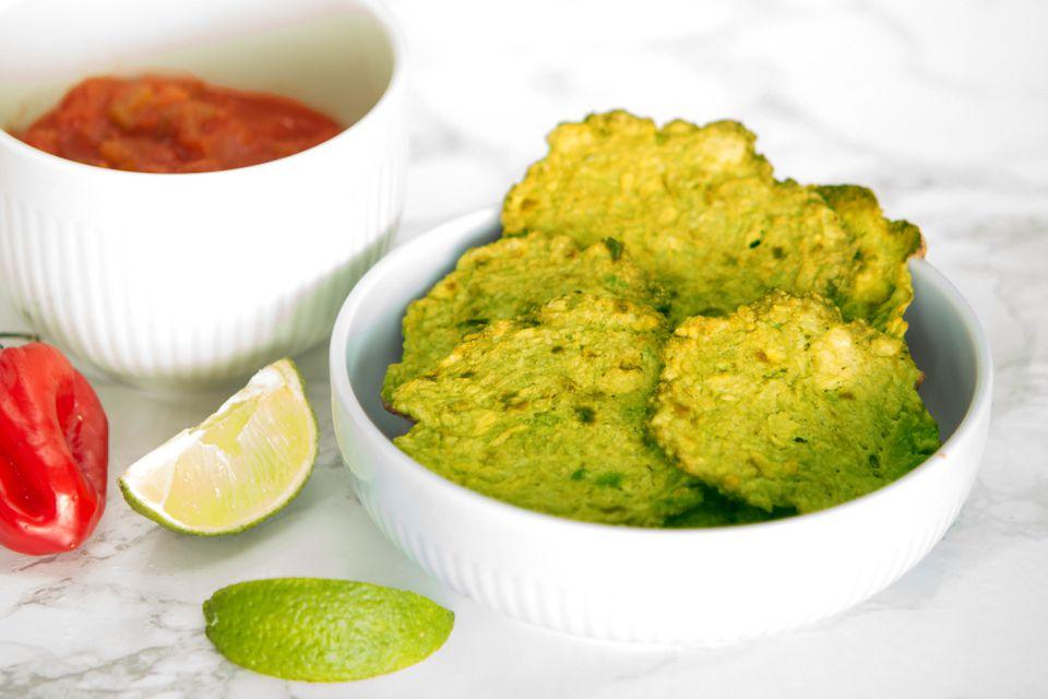 Avocado Crisps Recipe