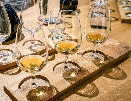 Whiskey Tasting Selection
