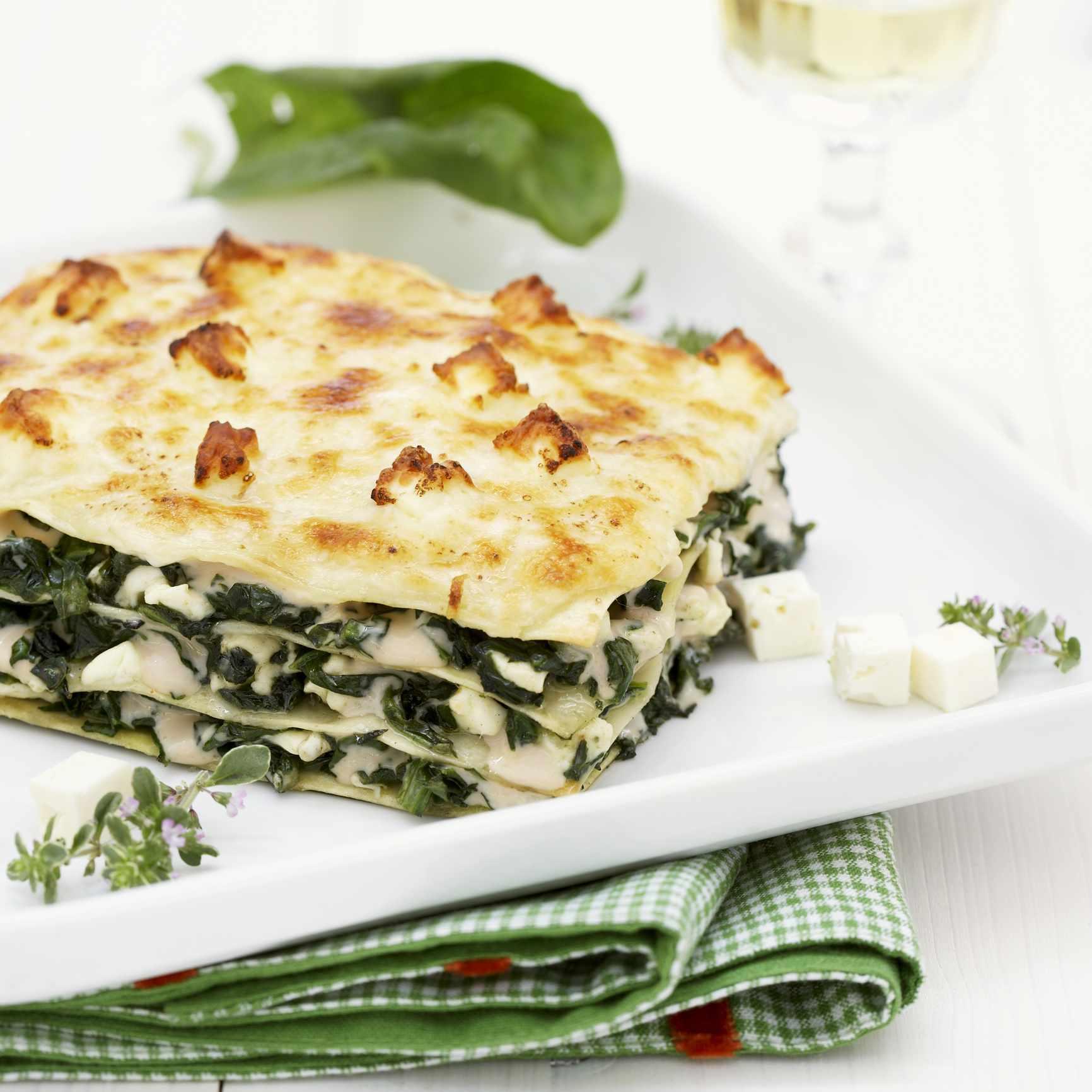 Dairy-Free Lasagna