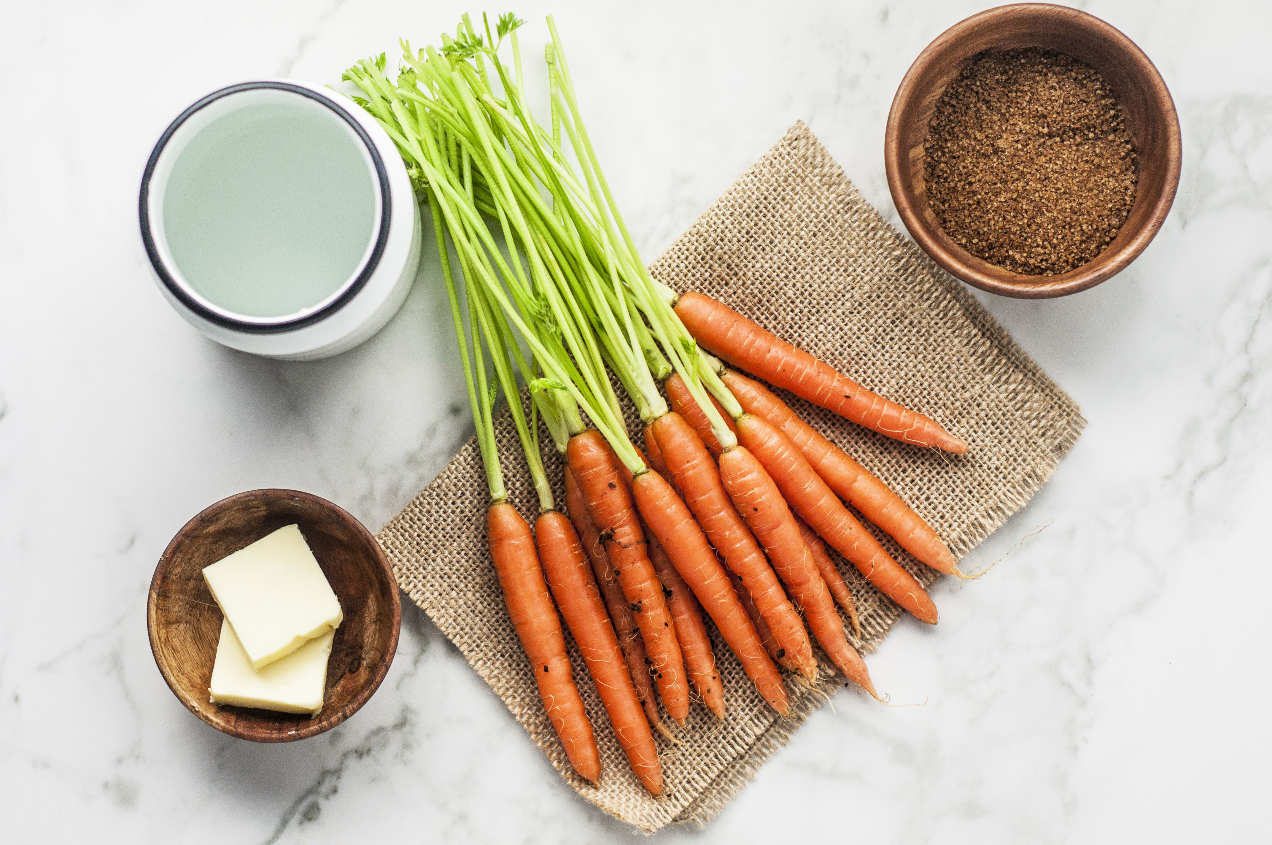 how to cook glazed carrots