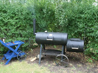 How to Paint and Restore Your Grill or Smoker