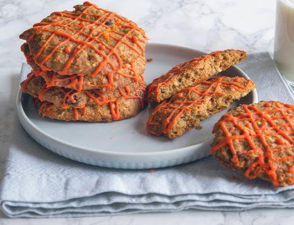 Carrot Cookies Recipe