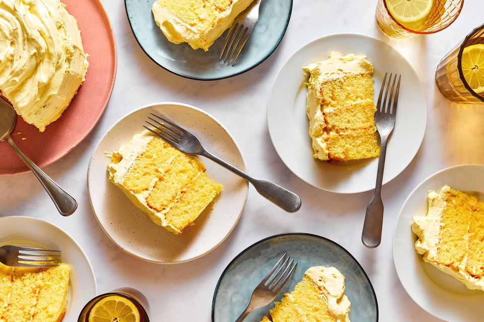 Southern Mandarin Orange Cake