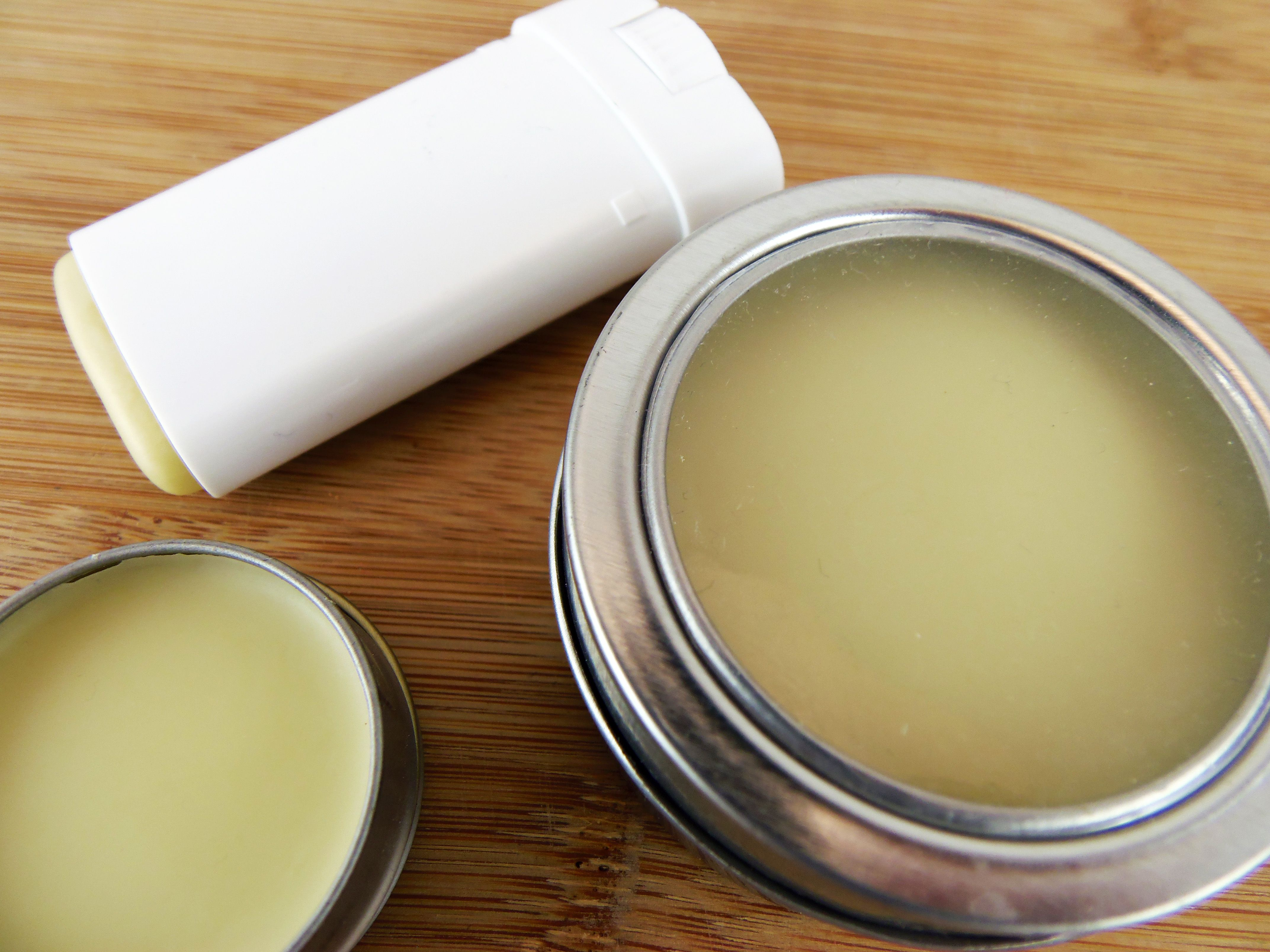 Homemade Balms and Salves