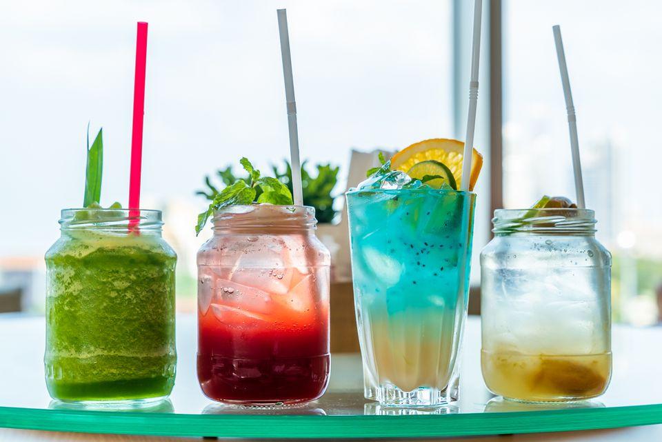 Mocktails, beertails, croptails
