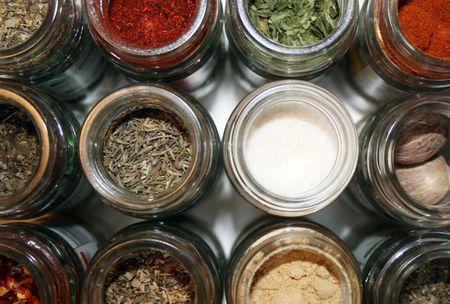 Basic Recipes for Making Homemade Spice Blends