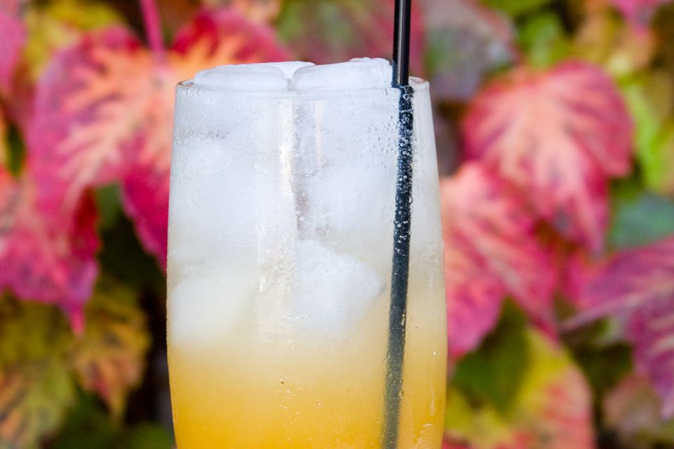 Colleen Graham's Autumnal Temptations Mocktail