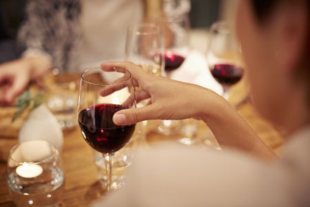 Counting Calories In Red Wine