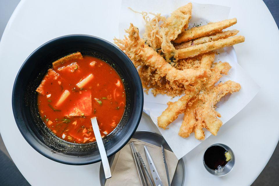 PyeongChang food series Tteokbokki