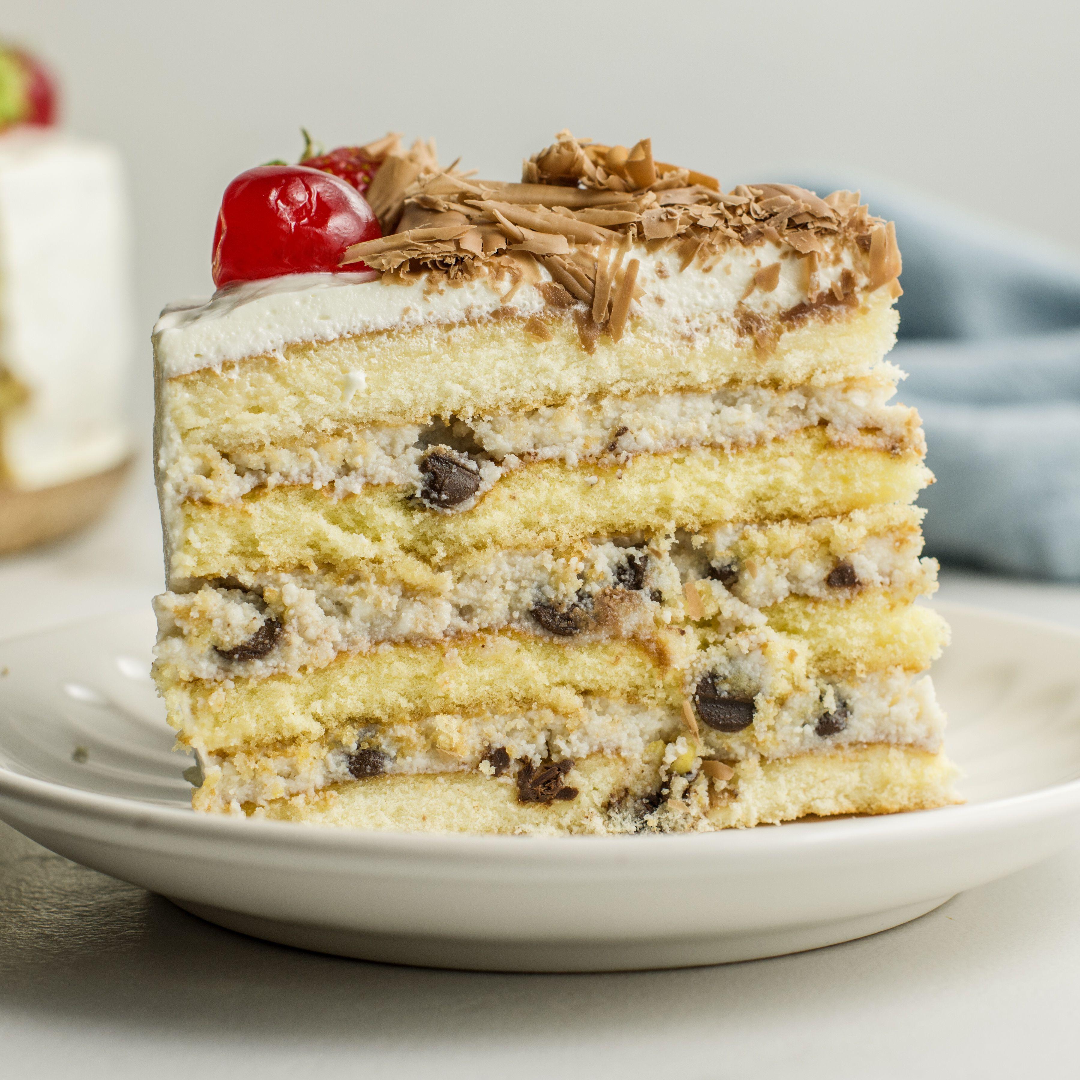 Cool Italian Ricotta Cassata Cake Recipe Personalised Birthday Cards Beptaeletsinfo