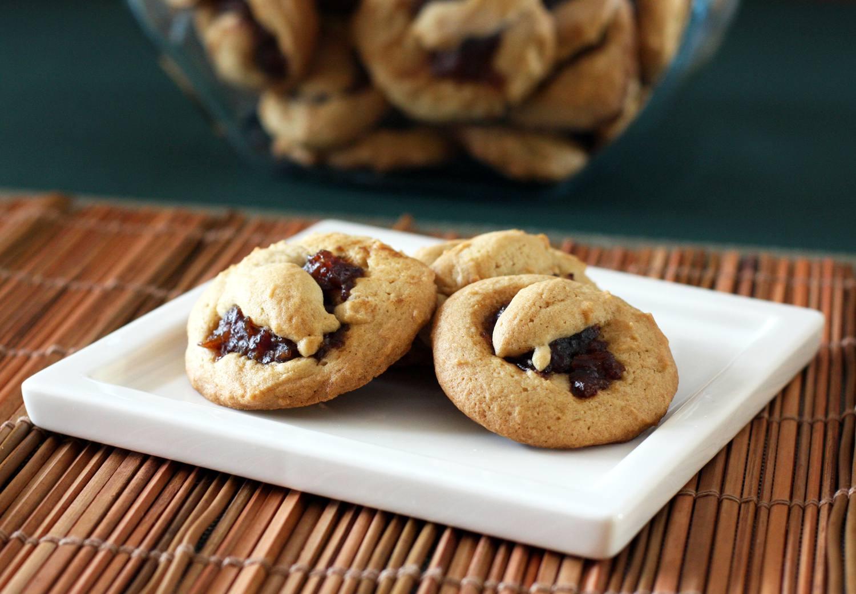 Mom's Date Drop Cookies