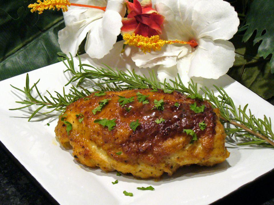 Orange Amaretto Chicken