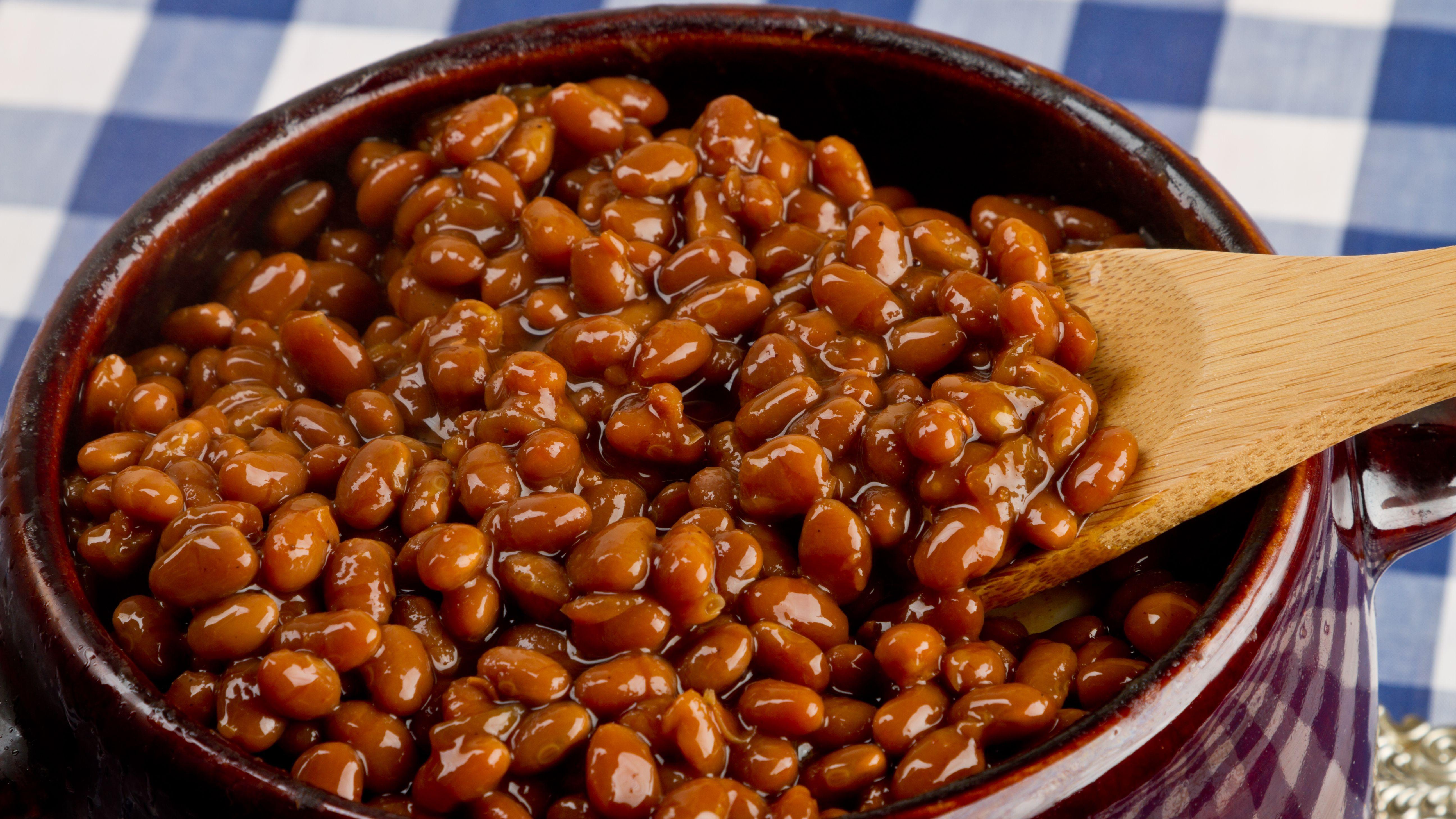 Crockpot Baked Beans Recipe