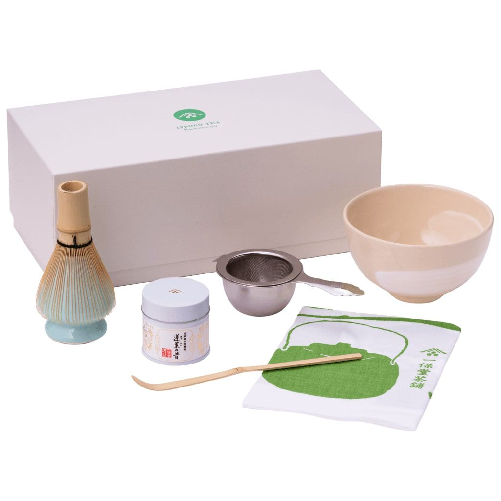 Ippodo Tea Basic Matcha Kit