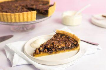 Classic pumpkin pecan pie recipe