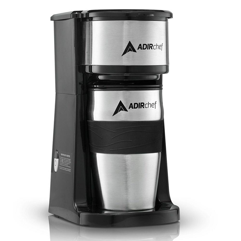 AdirChef Grab and Go Personal Coffee Maker