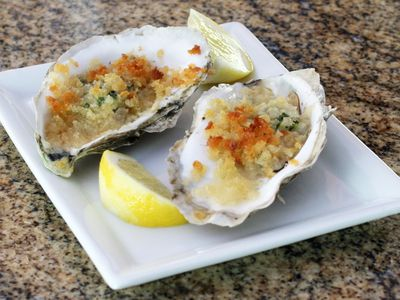 Classic Oysters Rockefeller Recipe