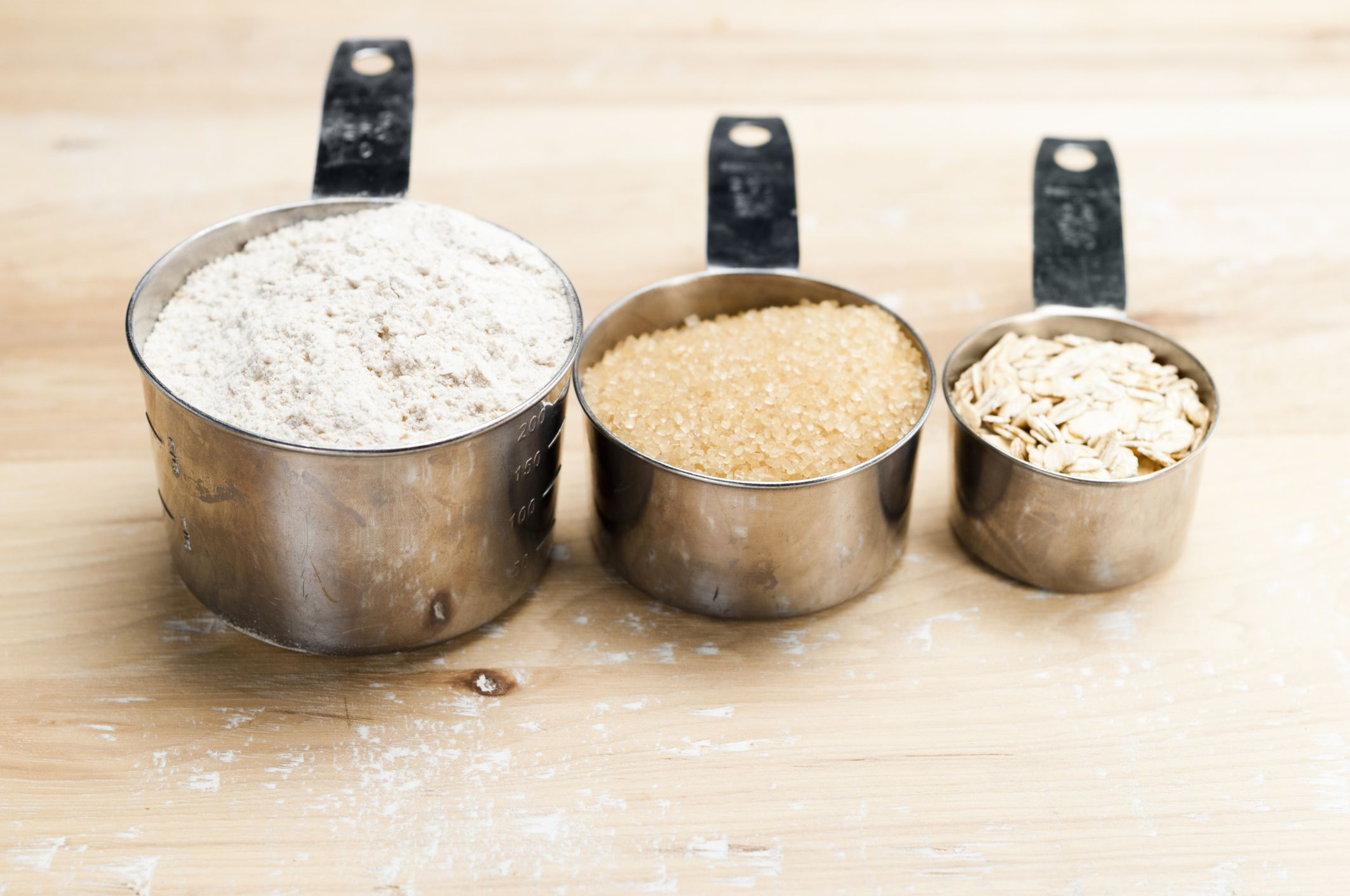 Easily Convert Culinary Measurements With This Handy Reference Table