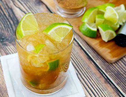 Caipiroska Cocktail