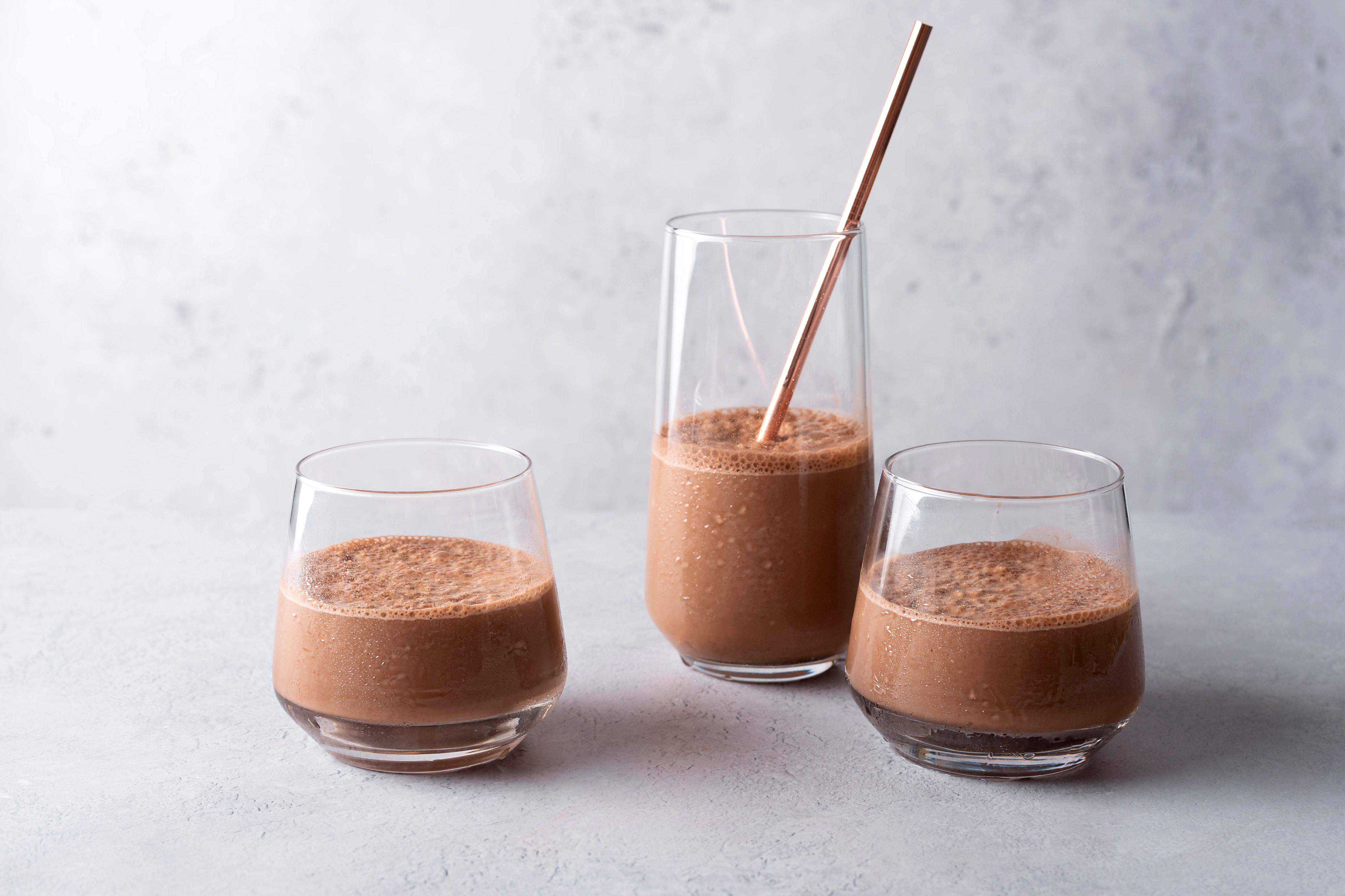 Chocolate Coffee Protein Shake Recipe