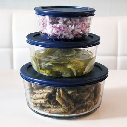 Pyrex Simply Store Round Food Container Set