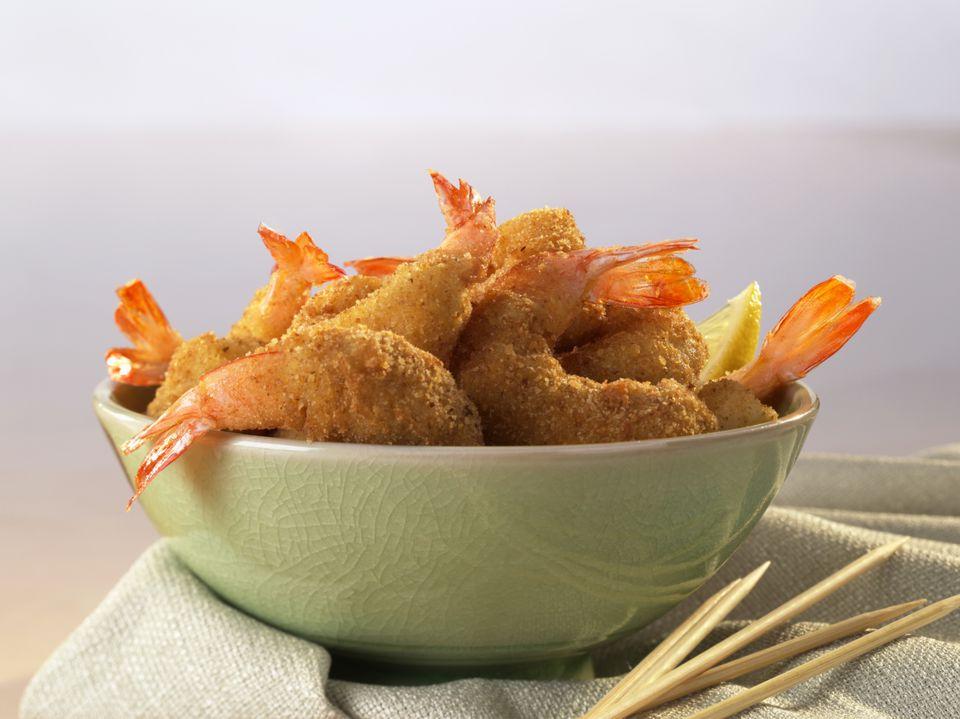 Panko Fried Shrimp Recipe