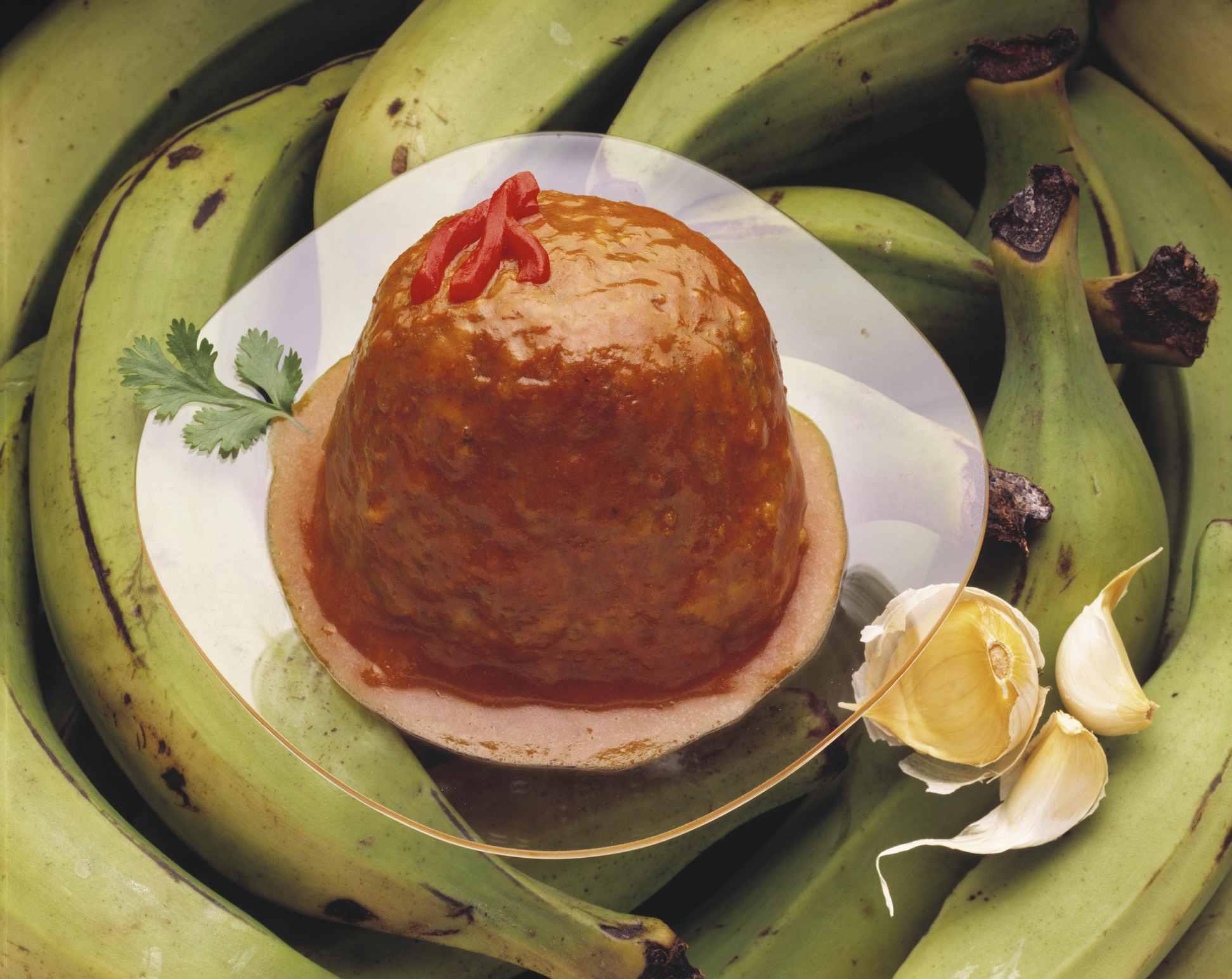 Mofongo Plantain Dish