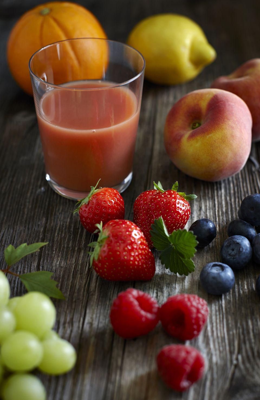Receta de licuado de jugo de nectarina