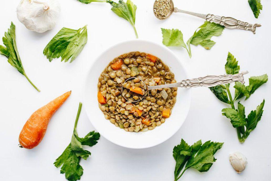 Crockpot Lentil Soup