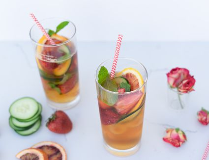 Traditional Pimm's Cup recipe
