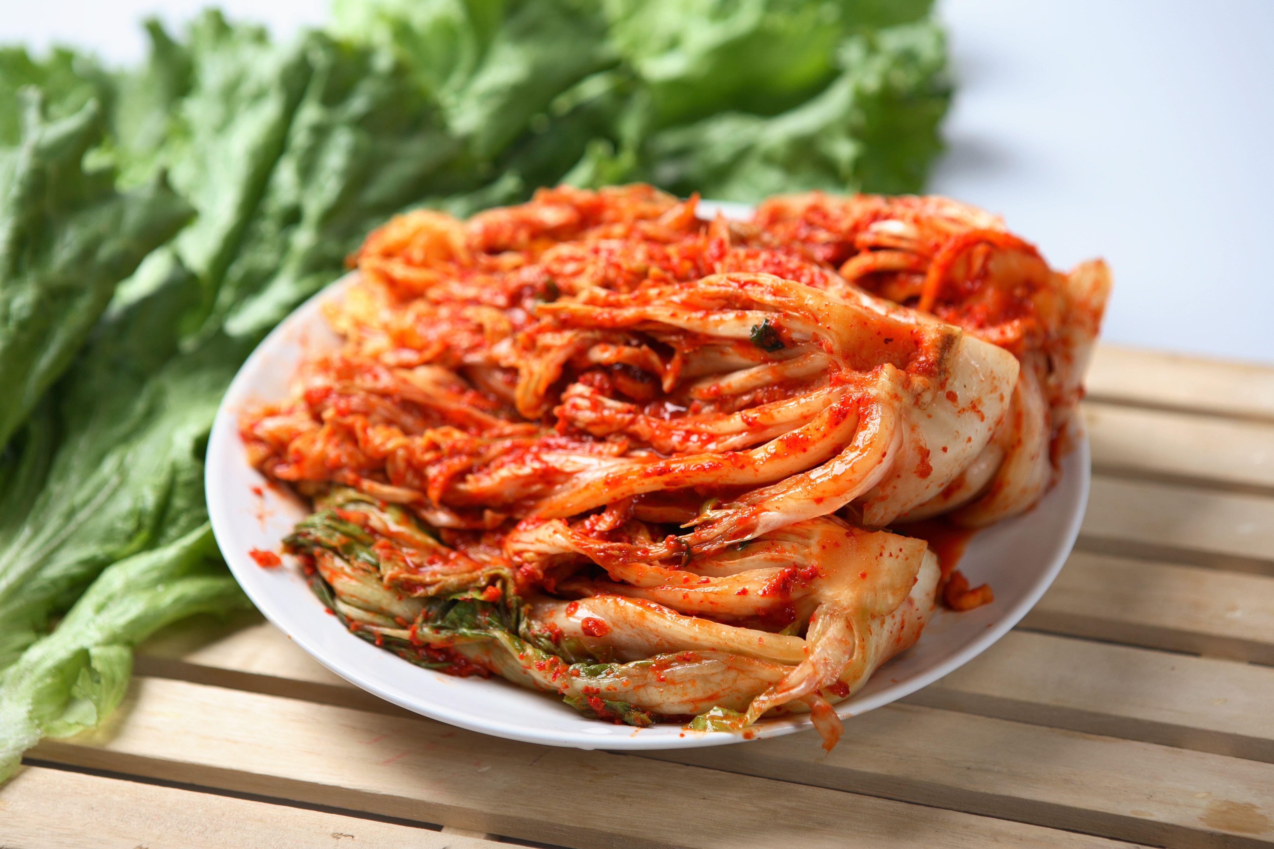 Recipe for Kimchi Using Sriracha Sauce