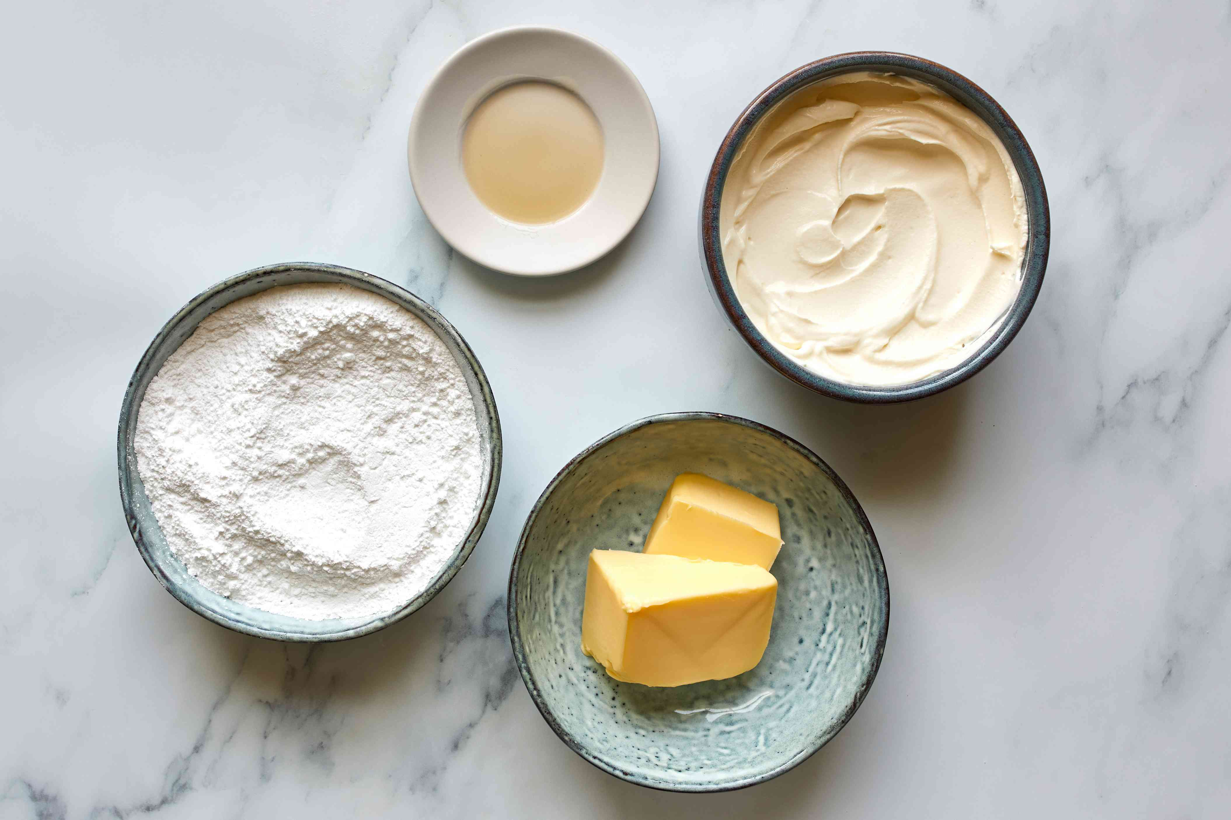 cream cheese filling ingredients