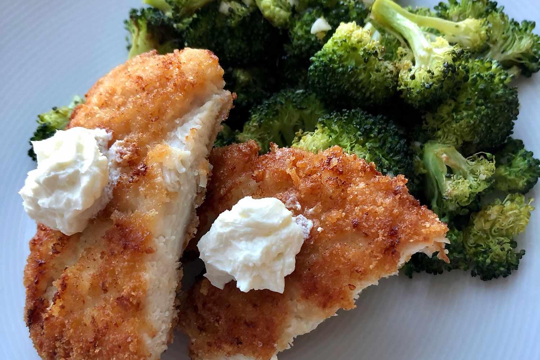 Home Chef chicken and broccoli