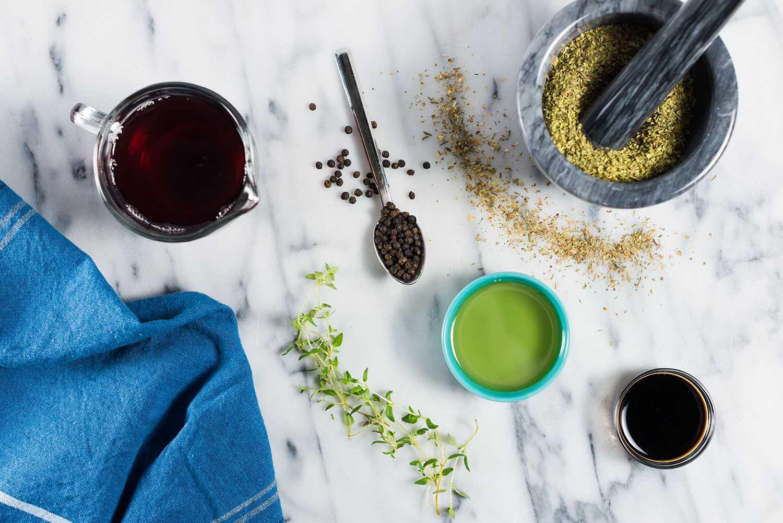 Italian Herb Injection Marinade
