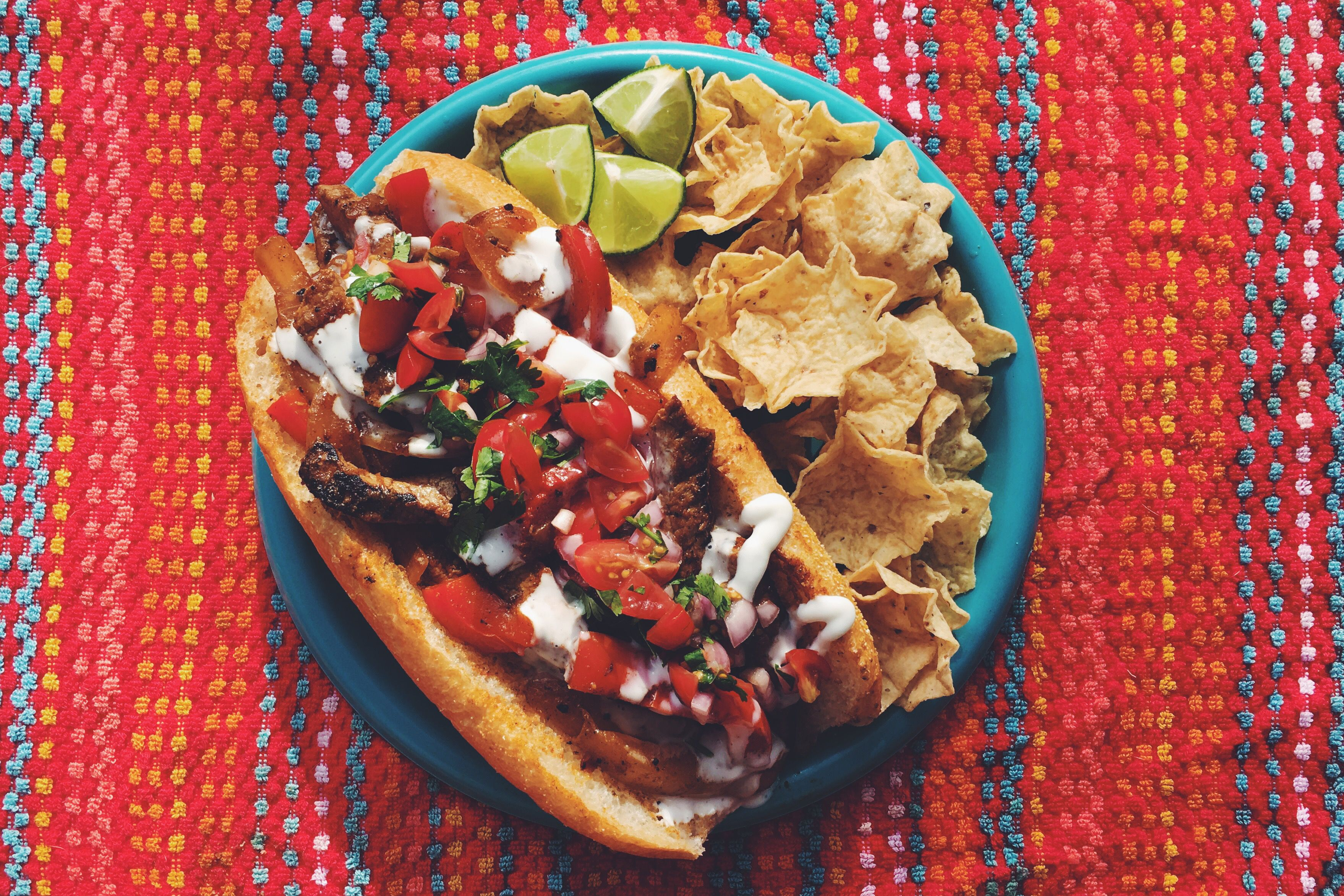 These Mexican-Inspired Sandwich Recipes Will Have You Yelling Olé