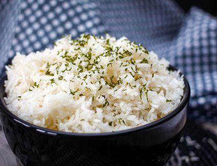 Simple Crock Pot Rice