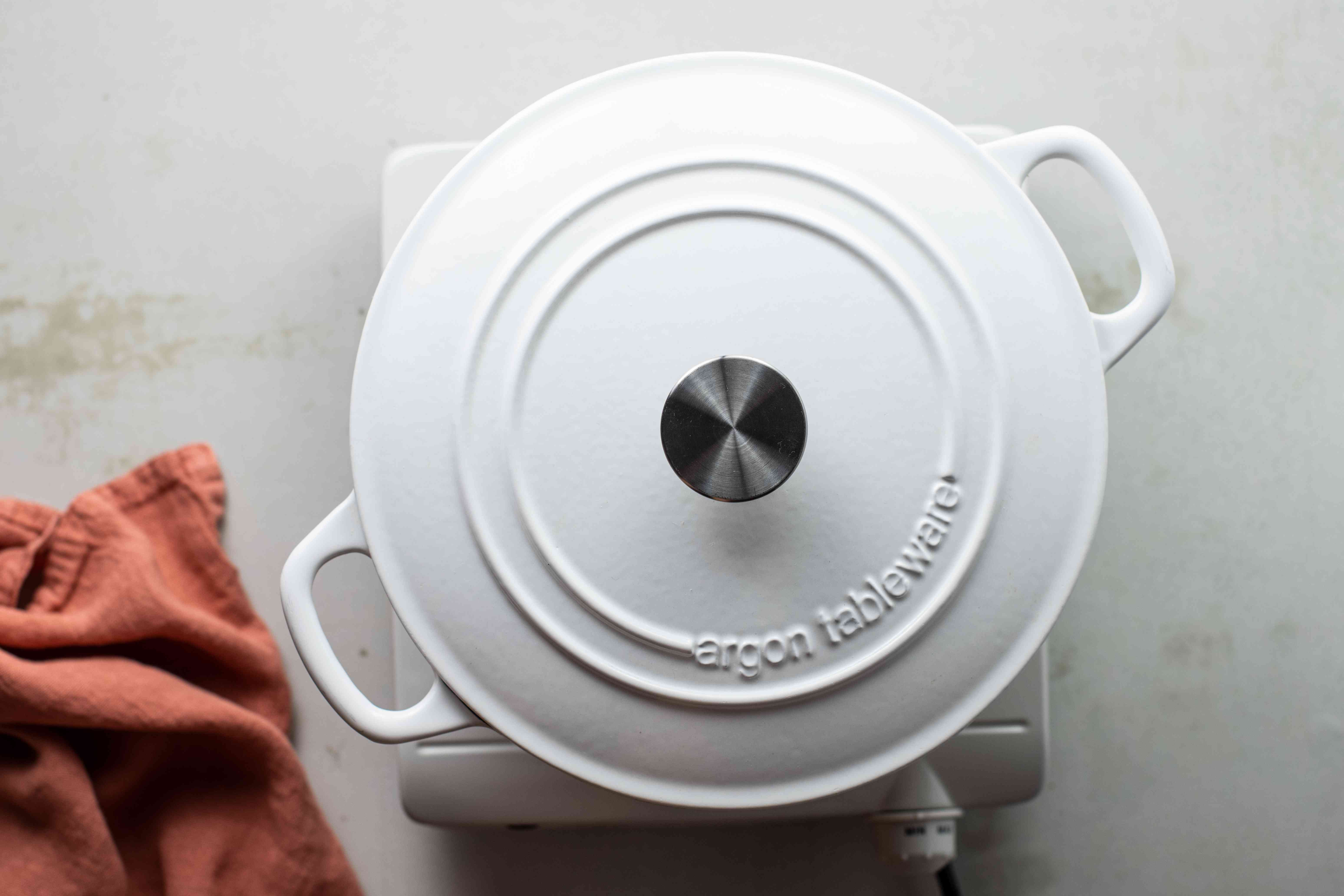 Cover with lid