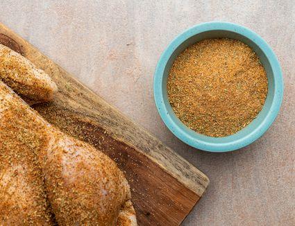 Deep-Fried Turkey Rub